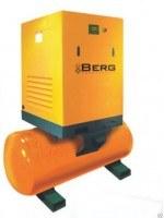 Компрессор на ресивере Berg ВК-4Р-500