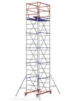 Вышка-тура Zitrek МЕГА-1 Н=2,6м (1 секция, без стабилизаторов)