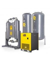 Системы воздухоподготовки и хранения воздуха: осушители воздуха, фильтры, картриджи, элементы, воздухосборники, конденсатоотводчики