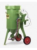 Аппарат пескоструйный Contracor Z-100RC (DBS-100 RC) с дистанционным управлением