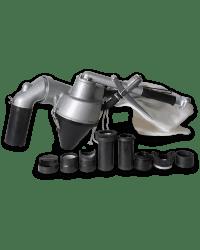Устройство для беспылевой очистки EDUCT-O-MATIC
