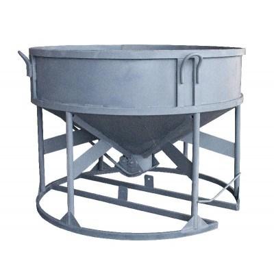 Бадья для бетона Zitrek БН-2 (лоток)