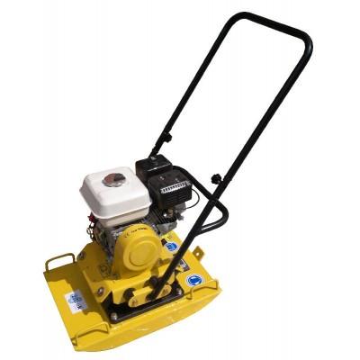 Виброплита Zitrek CNP 20-1 (Honda GX-160; 87 кг; 770 м2/час; упл.300 мм)