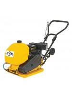 Виброплита Zitrek z3k60w (Loncin 160F; 57 кг; упл.250 мм, бак для воды)